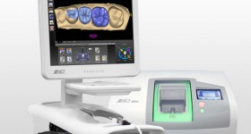 We design crowns with advanced dental technology